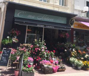 Boutique C'ma Nature, fleuriste à Fouras près de La Rochelle