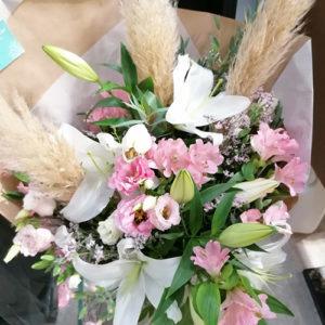 Livraison bouquet boheme à Fouras et La Rochelle