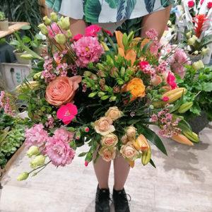 Livraison bouquet fleurs de saison La Rochelle