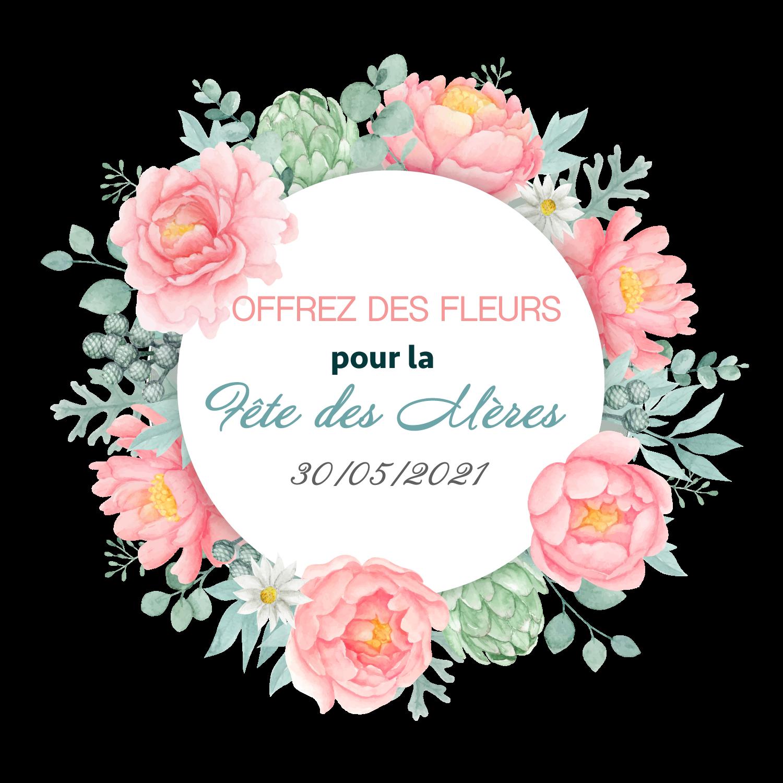Fête des mère 2021 - C'ma Nature - Fleuriste Fouras