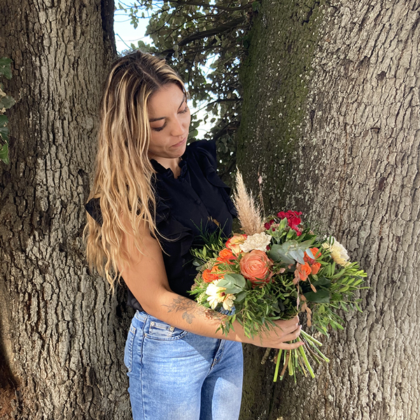 Bouquet de fleurs en livraison ou à Fouras