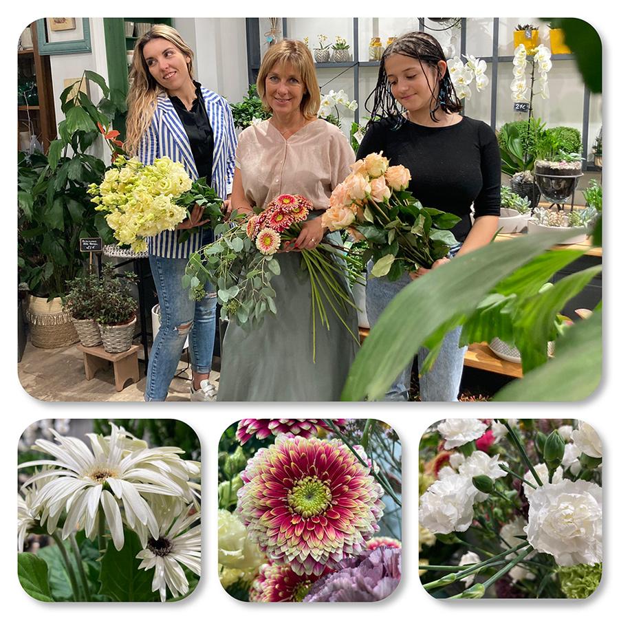 Livraison de fleurs à Fouras - C'Ma Nature