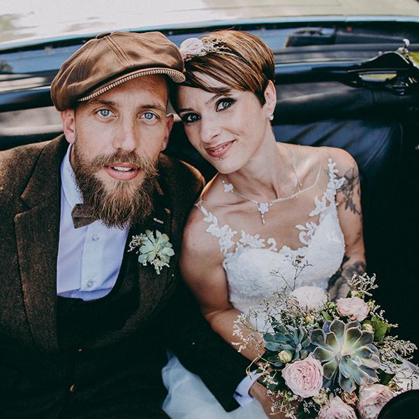 Fleuriste pour votre mariage à Fouras et ses alentours